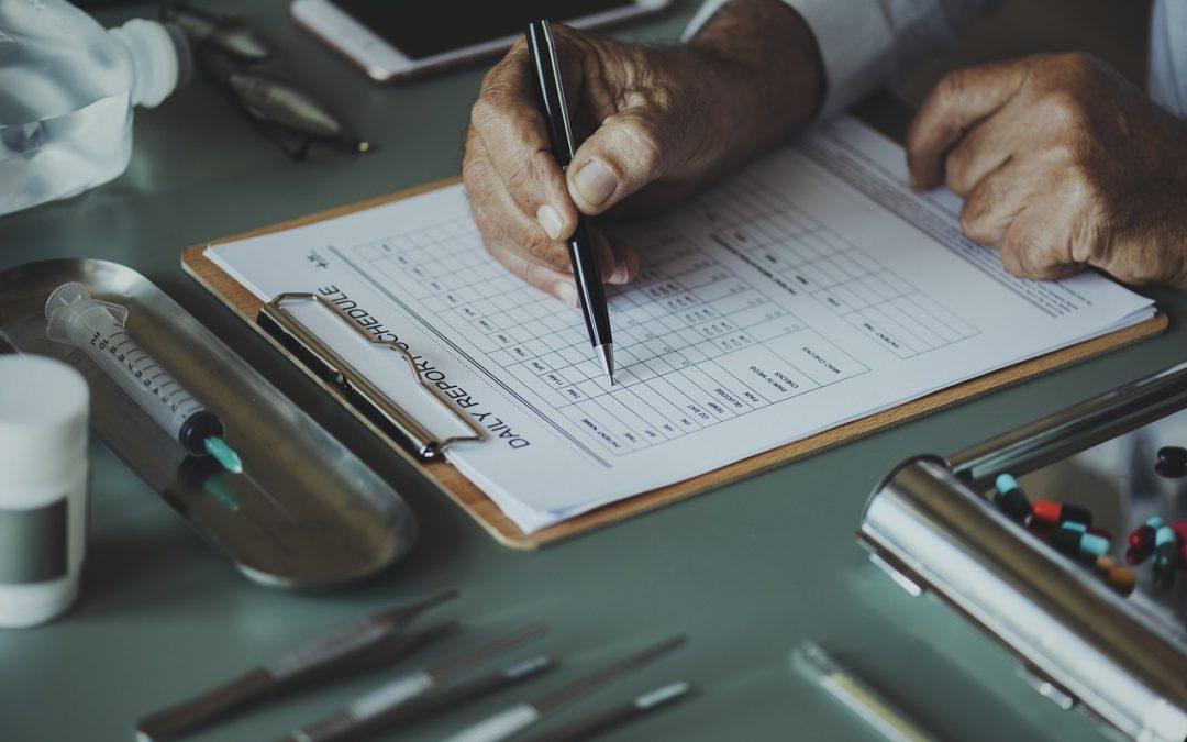 教会に必要な健康診断