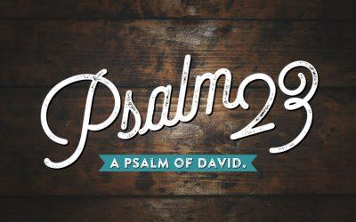 詩篇23篇講解
